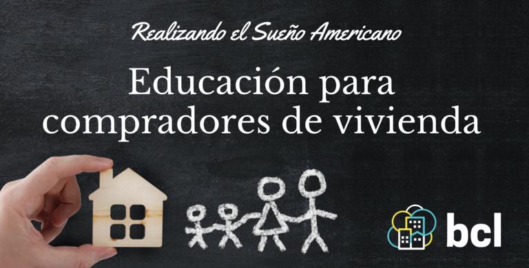 Spanish Home Buyer Education